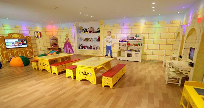 חדר משחקים-אסטרל נירוונה סוויטס