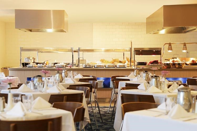 אסטרל פאלמה (מרינה) - מסעדה