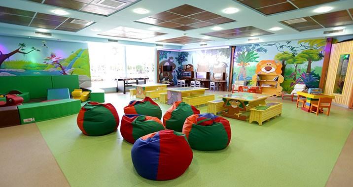 מלון אסטרל וילג' -מועדון ילדים
