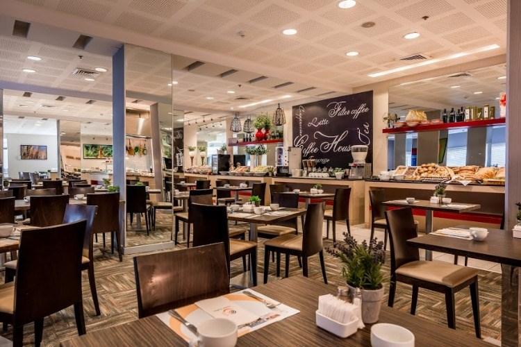אסטרל מאריס - מסעדה