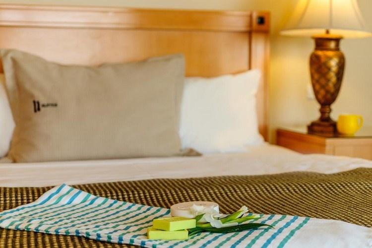 סוויטה דלוקס במלון יו סוויטס