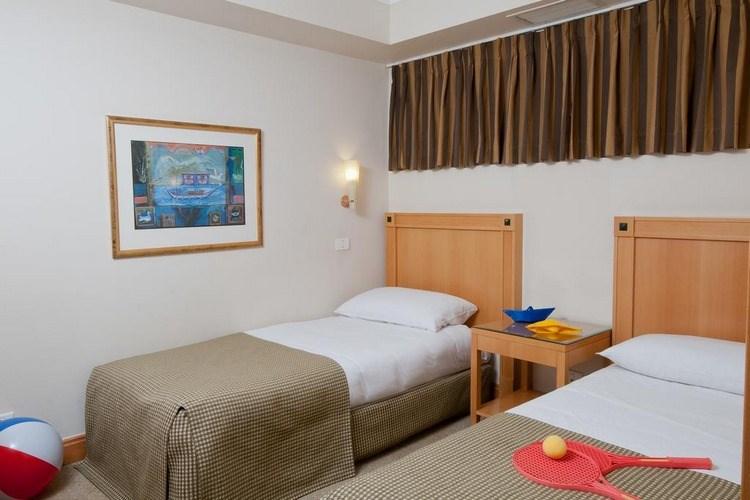 סוויטת רויאל במלון אריאה