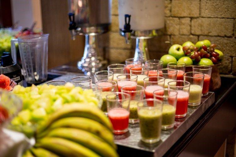 אסטרל ווילג' - שתייה, פירות וקינוחים